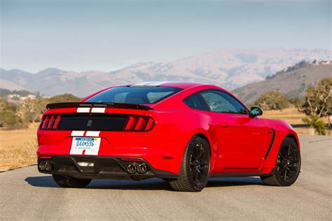 Ford Mustang Shelby Gt350 by 2016 Ford Shelby Gt350 Mustang Test Review
