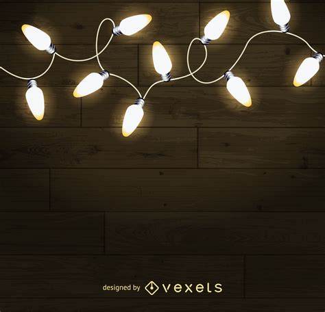 lights background free vector