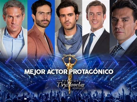 premios tv y novelas 2 016 premios tvynovelas 2016 ganadores mejor actor protag 243 nico