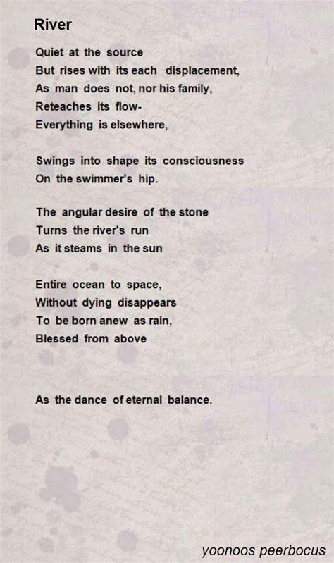 river poems