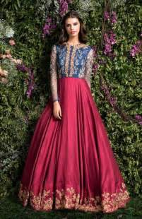 how to choose the perfect indo western wedding dress