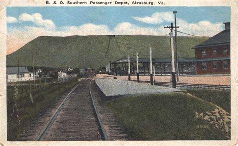 postcards from shenandoah virginia