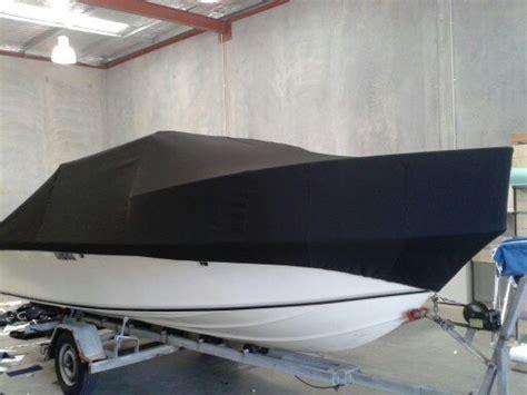 boat upholstery perth boat cover black sunbrella prestige marine trimmers