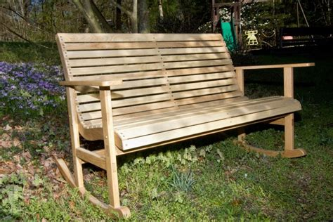 rocking bench plans how to build a rocking bench 28 images outdoor wooden rocking bench custom redwood