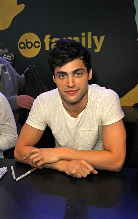 matthew daddario comic con matthew daddario tmi source