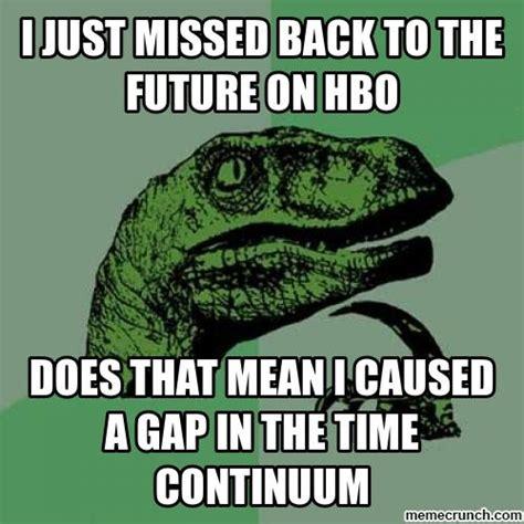 Back To The Future Meme - back to the future meme