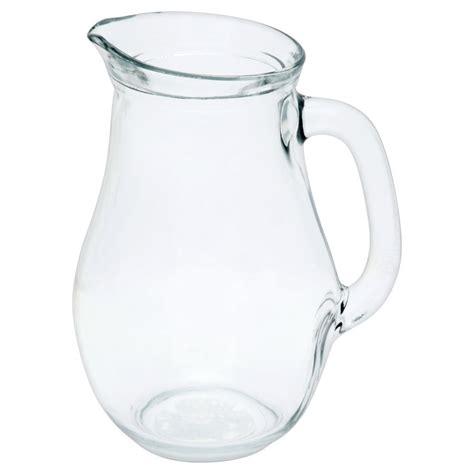 glass water jug regent 13l glass water jug with clear lid