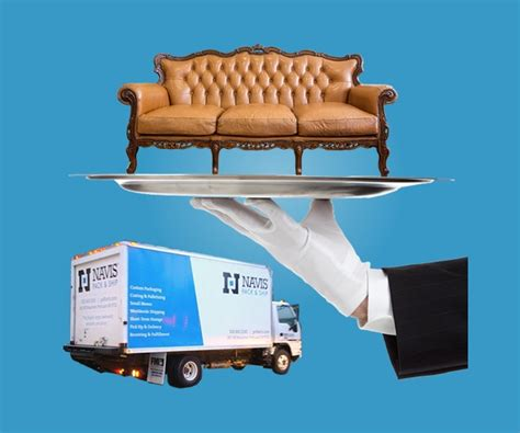 White Glove Furniture Delivery by White Glove Delivery Navis Pack Ship