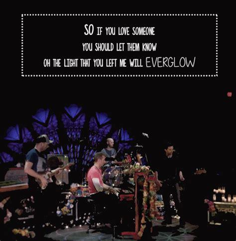 coldplay everglow single version lyrics f everglow tumblr