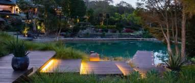 Awesome Pools Backyard Native Look Modern Garden Landscape Design Idea Youtube