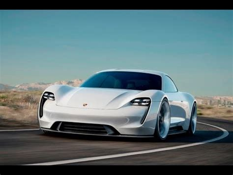 porsche electric supercar porsche mission e provides all electric glimpse at the