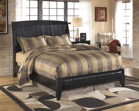 harmony platform bed b208 74 77 complete bed