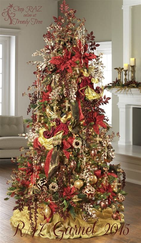 raz home decor raz 2015 christmas trees