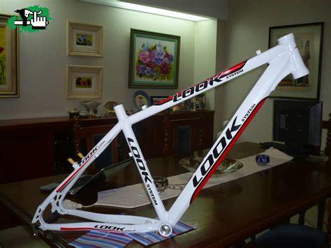 vendo cuadro mtb cuadro look nueva bicicleta en venta btt