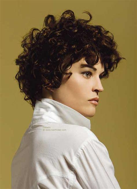 trendy haircuts short curly hair 20 beautiful short curly hairstyles short hairstyles