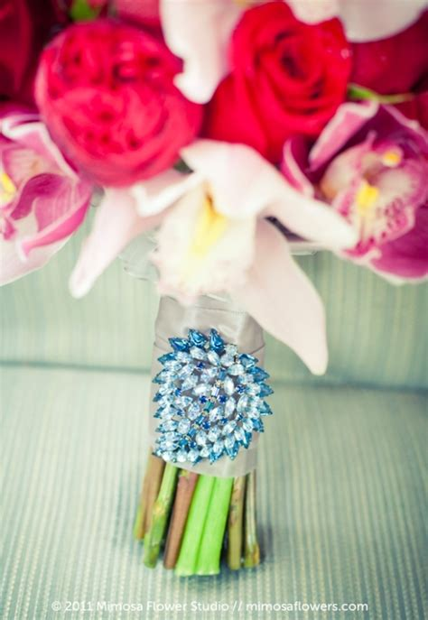 wedding bouquet jewellery bouquets jewelry archives weddings romantique