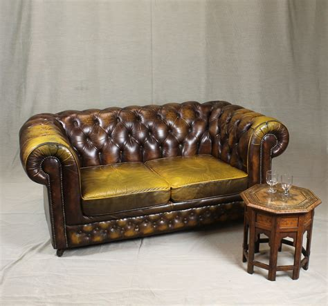 leather club sofa antiques atlas leather chesterfield club sofa