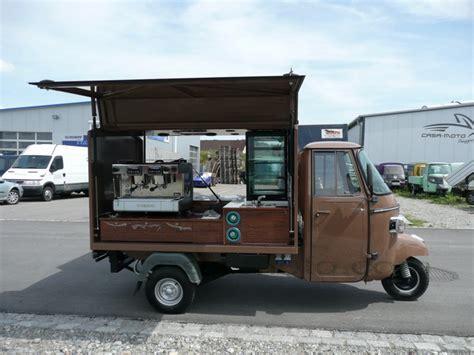 Motorrad Und Roller Händler by Verkaufsaufbau Kaffeemobil Aufbau Aus Resopal