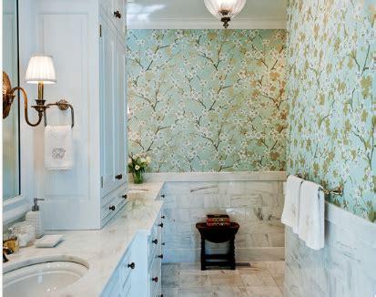 wallpaper over bathroom tiles papel de parede no banheiro dicas e cuidados decora 231 227 o
