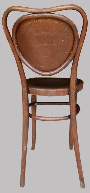 Chaise Kohn by Chaise Chaise Haute Pour Enfant J J Kohn En Bois Courb 233