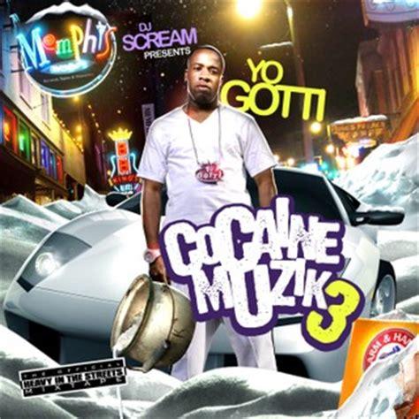Yo Gotti Live From The Kitchen Album Zip by Dj Scream Presents Yo Gotti Cocaine Muzik 3