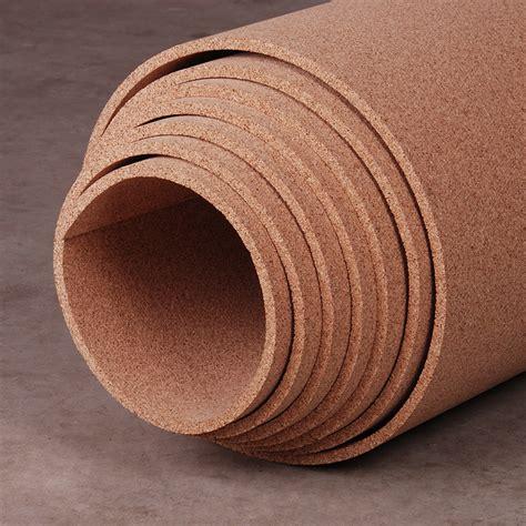 Plakban Gipsum 2 Per Roll 3 8 quot thick cork roll 4 x10 manton industrial cork