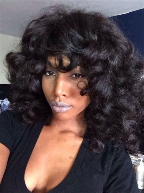 Big Bouncy Beautiful Curls   Black Hair Information