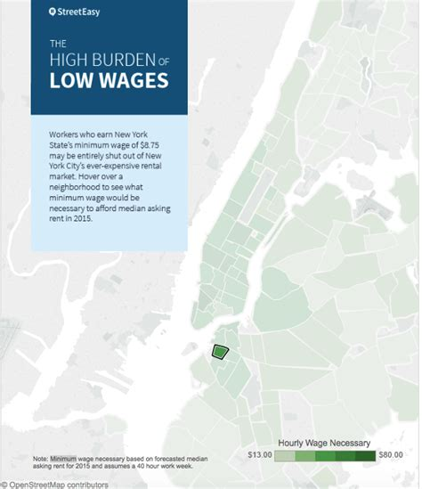 Garden City Ny Cost Of Living The True Cost Of Living Alone In New York City Mapped