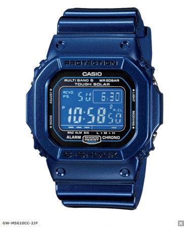 les montres casio g shock disponibles en novembre 2010