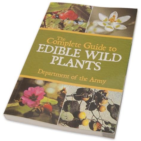 the book a popular guide to the identification and study of our commoner fungi with special emphasis on the edible varieties classic reprint books us army complete guide to edible plants handbook manual