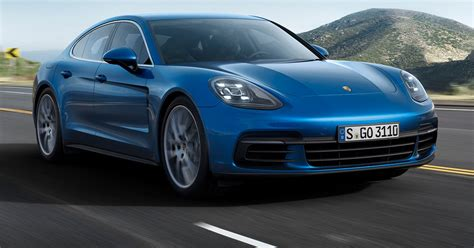 porsche panamera 2017 sunroof 2017 porsche panamera revealed 304 200 starting price
