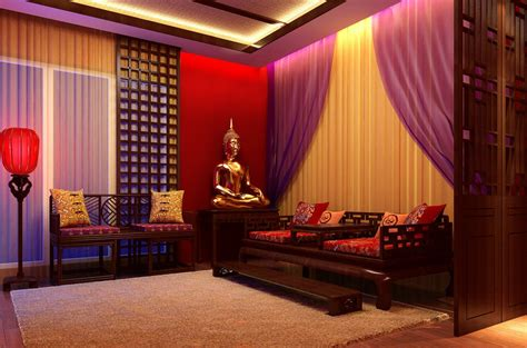 Home Decor Interior Design South Asia Living Room Interior Design Rendering