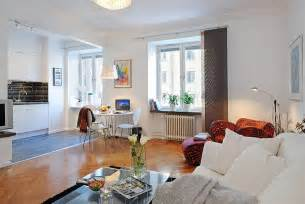 modern apartment in sweden