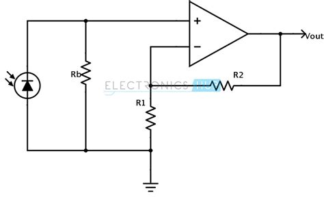why photodiode works in bias how does light sensor work types ldr photodiode and phototransistor