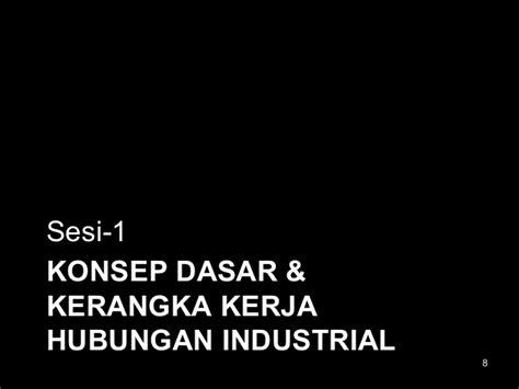 Menggugat Konsep Hubungan Kerja hukum ketenagakerjaan hubungan industrial by dadang