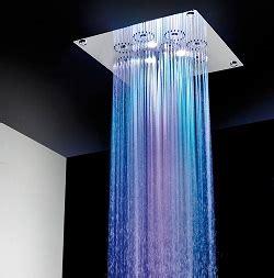doccia cromoterapica come applicare i principi della cromoterapia in bagno