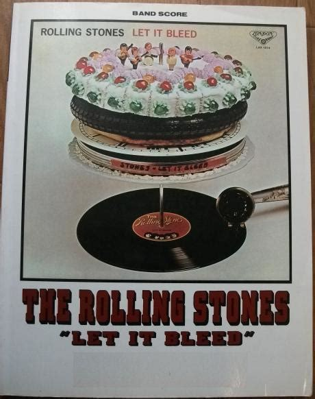 gimme shelter testo rolling stones let it bleed band score tablature chitarra