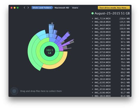 best disk 3 of the best disk space analyzers for mac os x