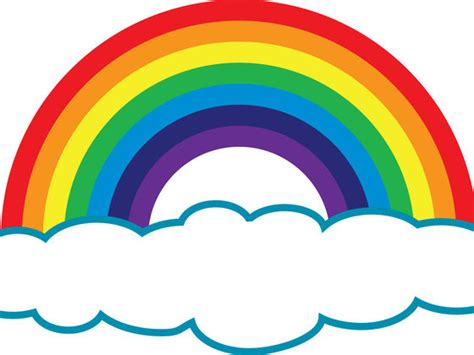 what color is the rainbow what color of the rainbow are you playbuzz