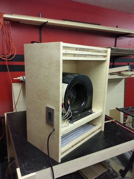 shop  air filter woodworking workshop woodworking