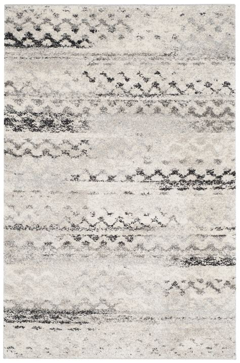 safavieh retro rug grey tribal retro rug retro rugs safavieh
