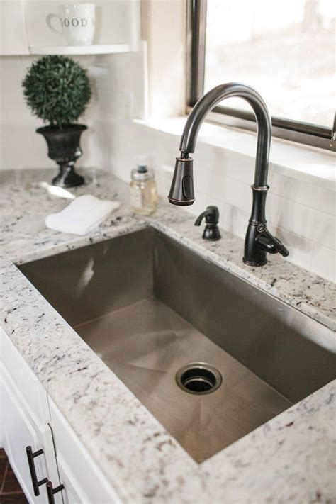 Kitchen Sink And Faucet Ideas Best 25 Undermount Kitchen Sink Ideas On Pinterest Undermount Sink Sinks And Kitchen Sink