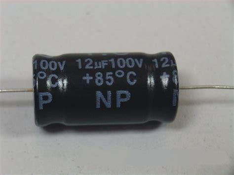 polar capacitor 100uf 100v non polar capacitor 28 images 100uf 100v non polarized capacitor 1 50 22uf 100v