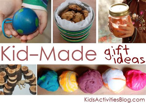 christmas presents for kids to make parents gift ideas to make or by gift ideas diykidshouses