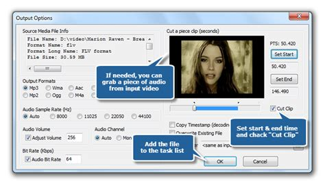 audio format without quality loss audio extractor for free extract sound tracks from video
