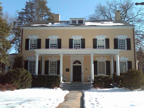 univeristy house president s house princeton university wikipedia