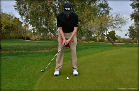 golf swing wrist action long putts how much wrist action is right for you