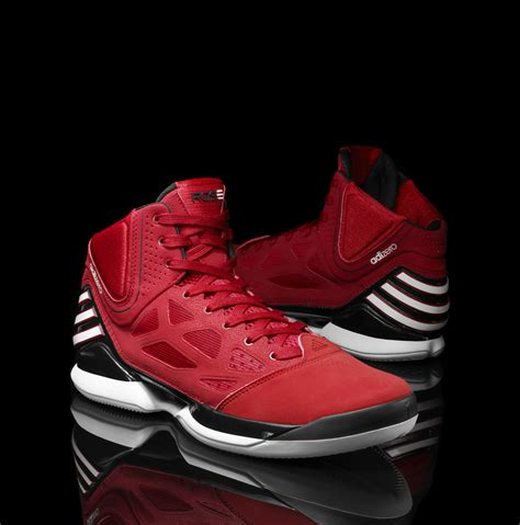 derrick shoes derrick his adidas presents the adizero