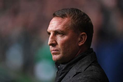 celtic manager brendan rodgers  kieran tierney doesnt