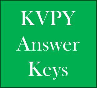 kvpy answer key solution 2017 stream sa sb sx kvpy 2017 answer key final answer key released for sa sb sx